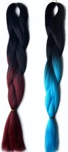 Bulk Hair For Braided Hair Extensions