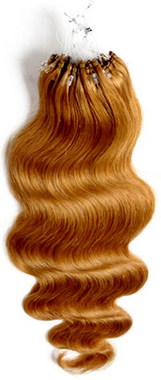 Micro Bead Hair Extensions: Body Wave