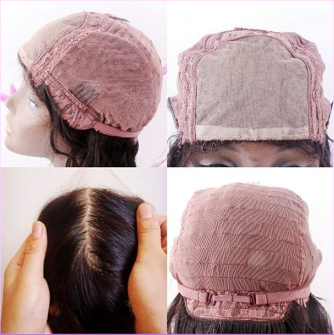 Affordable lace front wigs don'thave additional features for cap constructions