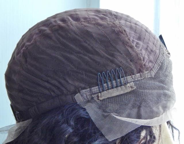 Stella - 18 Inch Silky-Straight Cap Side