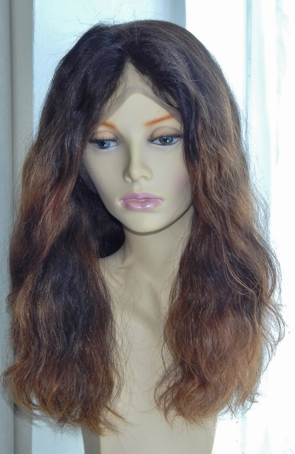 Bodywave Toffee Highlight Lace Front Wig