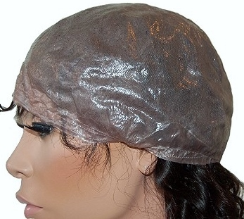 Full thin skin wig