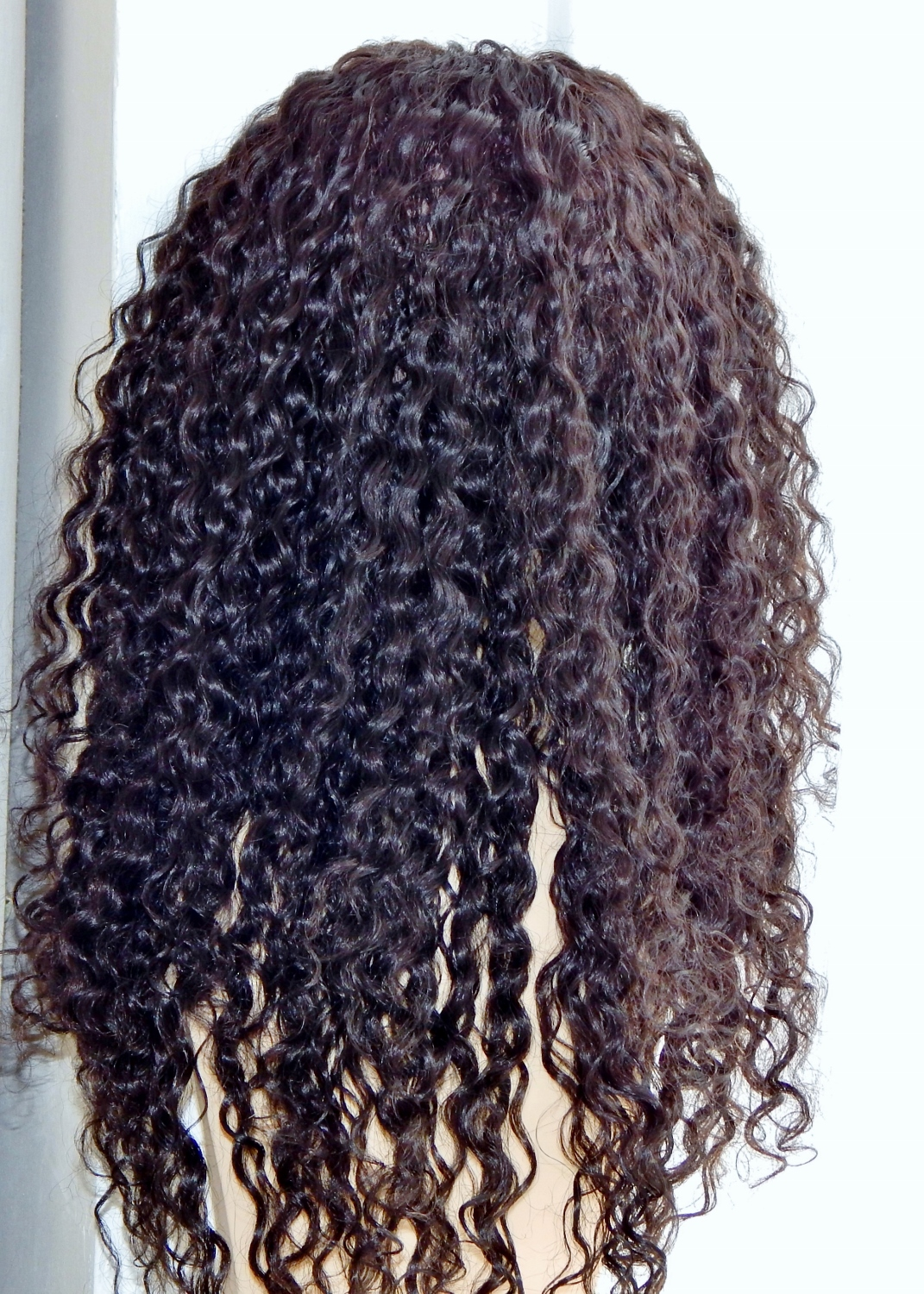 Deep Wave Lace Wig - Washed