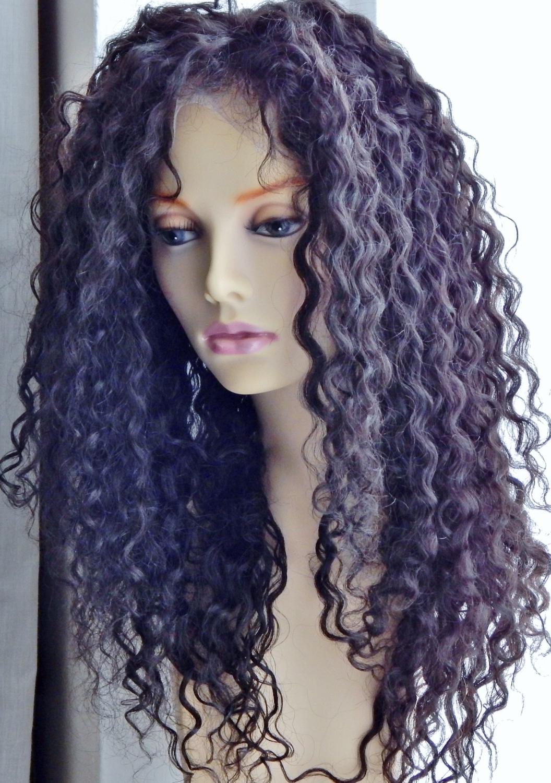 Deeply Wavy Lace Wig
