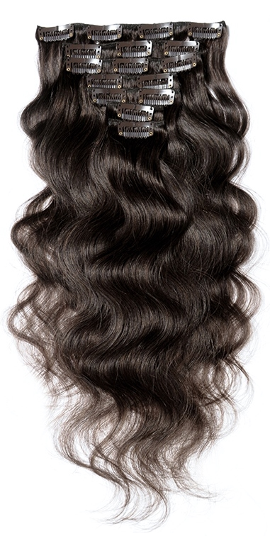 Clip-in Hair Extension: Wavy