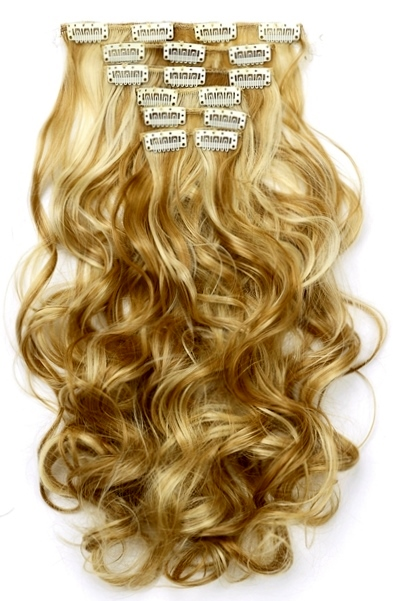 Loose Curl Clip Hair Extensions