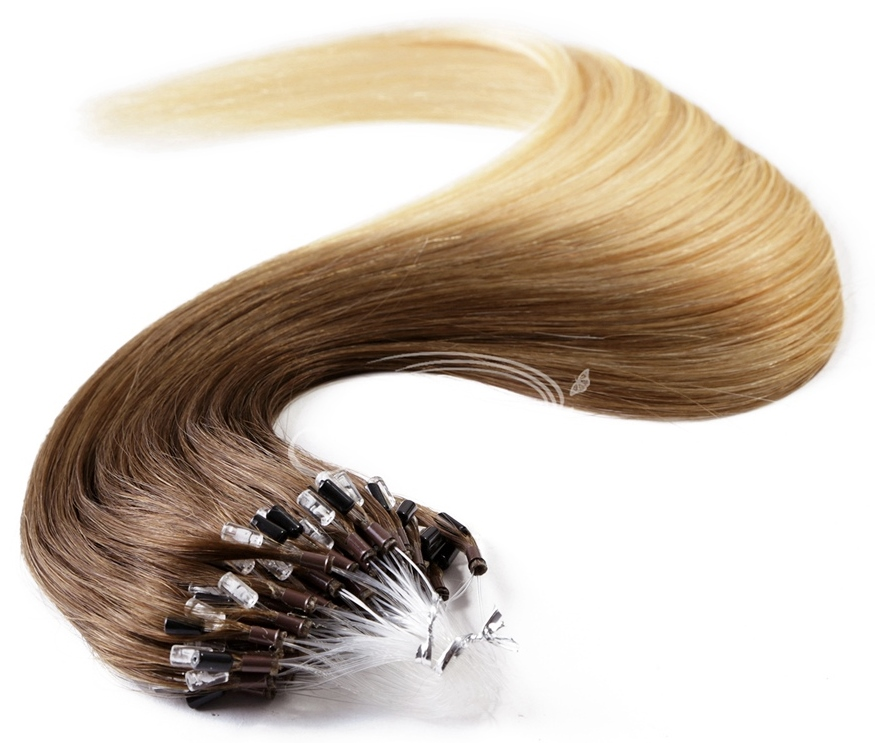 ombre micro link hair extensions