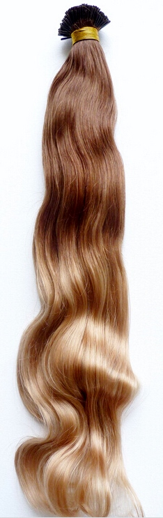 Long Hair Extensions - Ombre Stick Tip