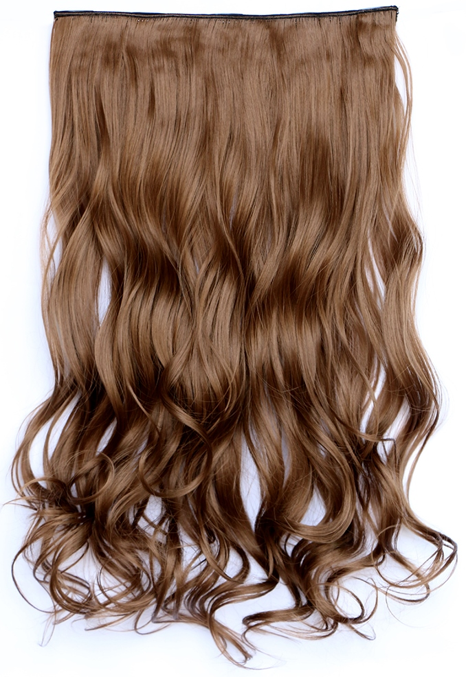 Clip-in Wavy Hair Extensions