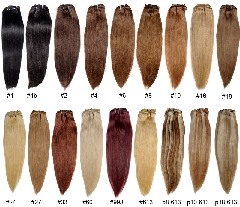 Colored Hair Extensions For Braiding Weaving Clamping Twisting