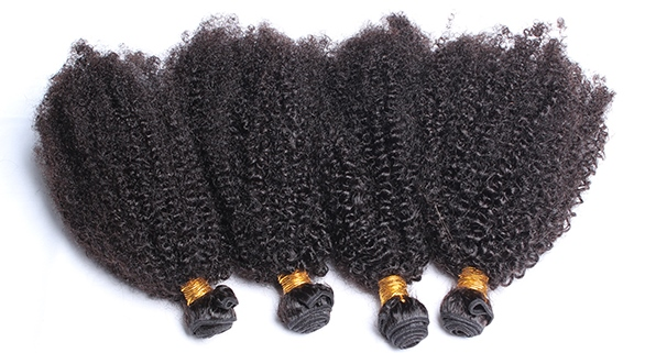 Extensions afro american hair