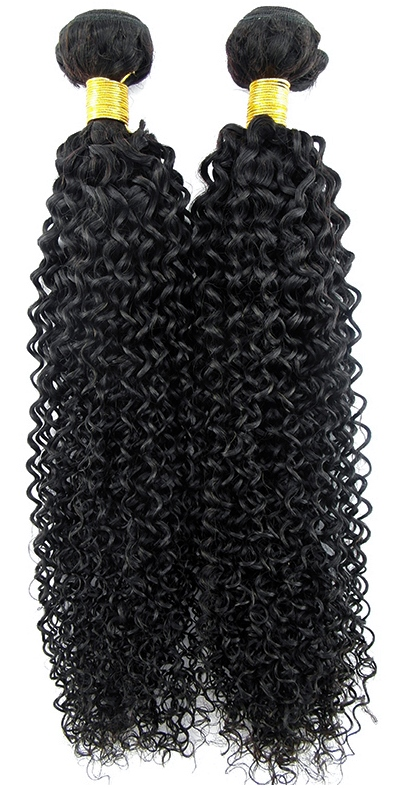 African American Hair Weave - Afro Curl, aka Kinky Curl Hair Weave