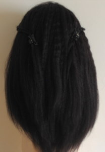Afro Kinky Straight Full Lace Wigs
