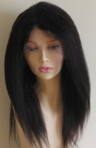 Kinky Straight Lace Wigs