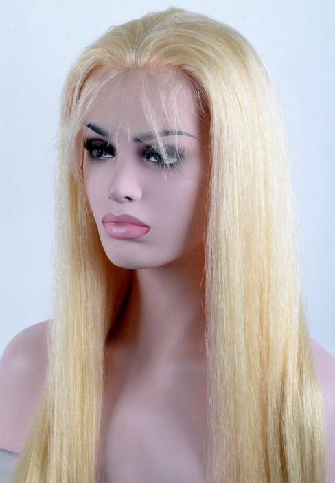 Platinum Blonde Lace Wig