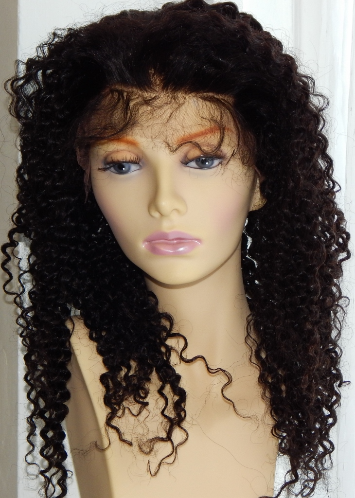 Lace Front Wigs - Kelly - 18