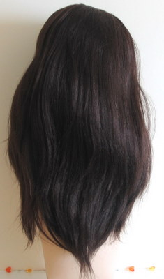 Light Yaki Lace Wigs