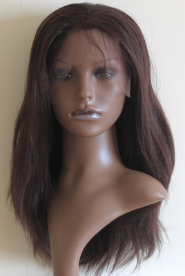 Full Lace Wigs - Light Yaki
