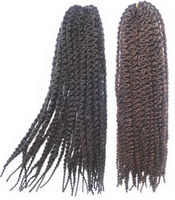 Afro Kinky Hair Extensions 01