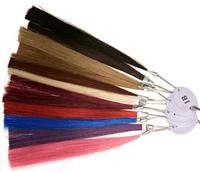Colour ring custom made wig