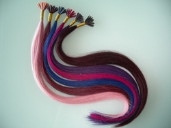Colored Hair Extensions01