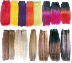 Colored Hair Extensions 02