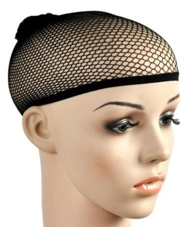 Net Weaving Cap for Thinning Hair