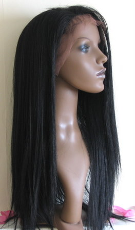 Yaki Synthetic Lace Front Wig 01