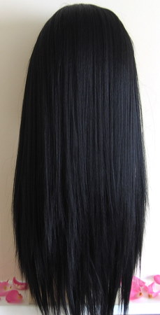 Yaki Synthetic Lace Front Wig 02