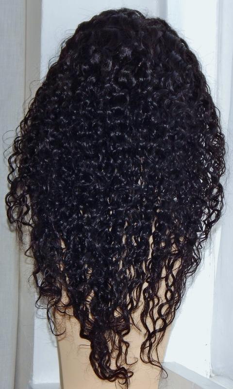 V-Lace Front Wig: Vicki- 20