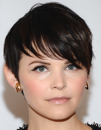 Ginnifer Goodwin: tapered pixie