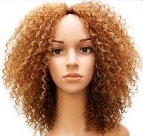 DIY two-tone wig