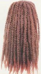 Brown Dreadlock Hair Extensions 01