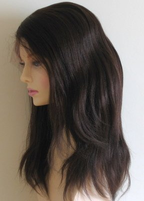 Human Hair Lace Wigs 01