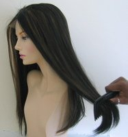 Wig Care - detangling from ends of hair